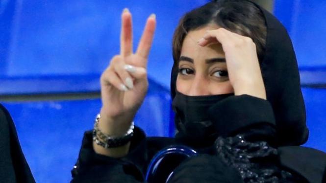 Sejarah! Arab Saudi Luncurkan Liga Sepakbola Perempuan