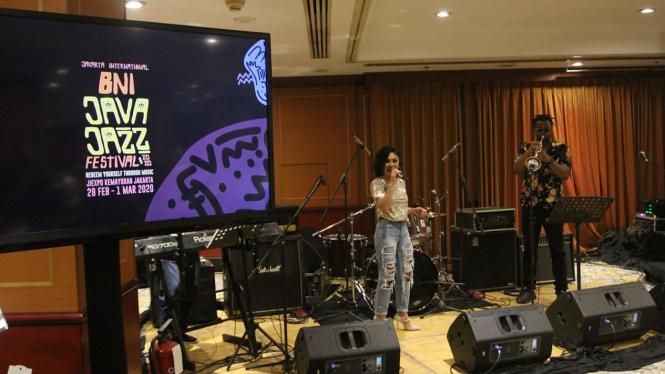 Jelang Java Jazz Festival 2020