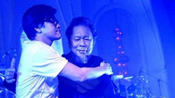 Oding Nasution dan Armand Maulana