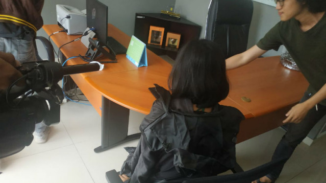 Mahasiswi UI korban pencabulan
