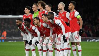 Skuat Arsenal