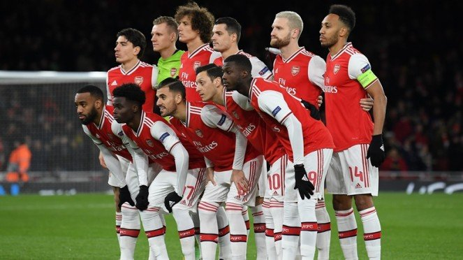Skuat Arsenal