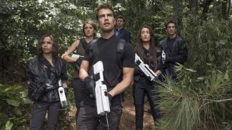 The Divergent Series: Allegiant.