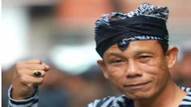 Kepala Dinas Peternakan Kabupaten Purworejo Wasit Diono