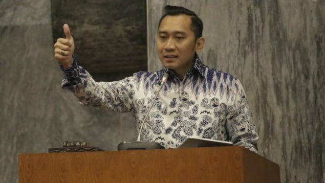 Edhie Baskoro Yudhoyono alias Ibas
