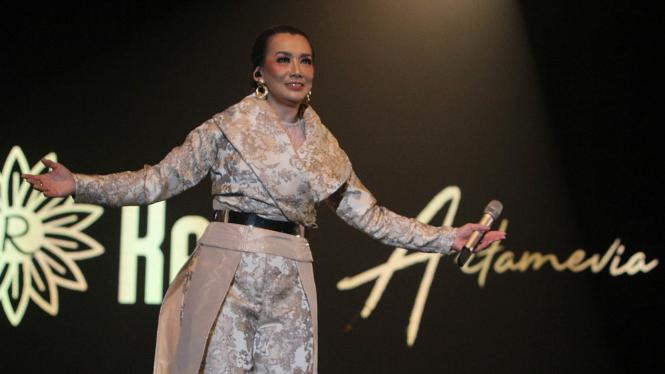 Reza Artamevia Pukau Panggung Java Jazz Festival 2020.