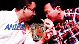 Ahok VS Anies mana yang lebih baik tangani Banjir DKI Jakarta?