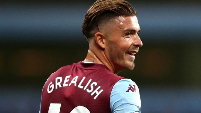 Gelandang Aston Villa, Jack Grealish