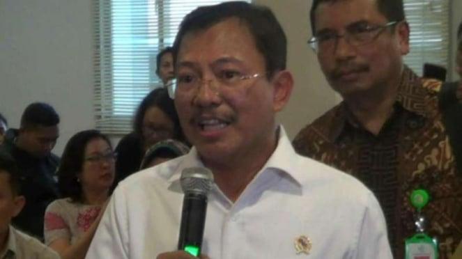 Menteri Kesehatan, Terawan Agus Putranto.