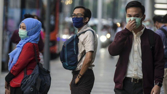 Wabah Virus Corona COVID-19 mulai menyerang Indonesia.
