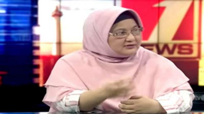 Dr dr Erlina Burhan Sp.P(K), Ketua Perhimpunan Dokter Paru Indonesia