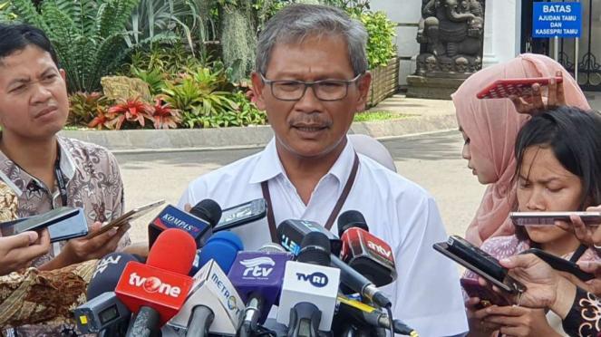 Juru Bicara Pemerintah soal Penanganan Corona, Achmad Yurianto.