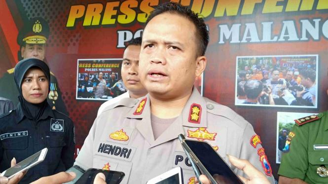 Kapolres Malang, Hendri Umar