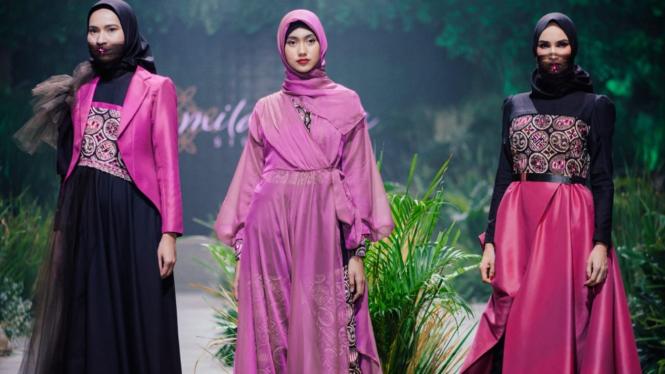 Koleksi modest wear milameilia