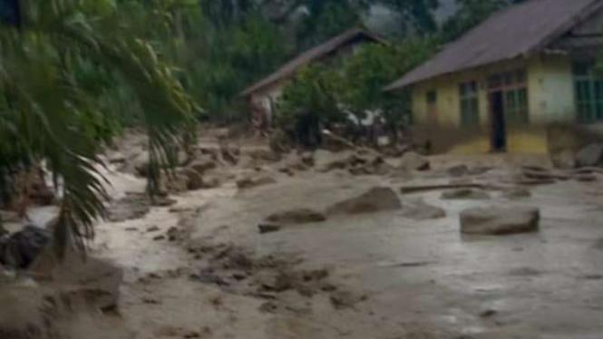 Banjir Bandang di Poso