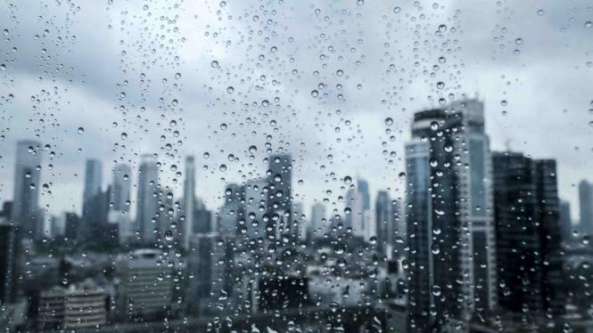 (Ilustrasi) Musim Hujan