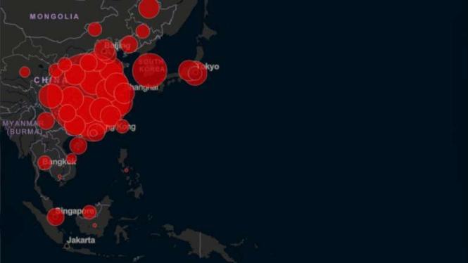 Dunia Berduka, Sehari 20 Lebih Korban Corona Wafat di Iran dan China