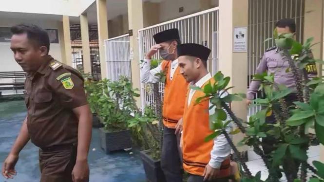 Pria pemeran video Vina Garut jalanin sidang tuntutan