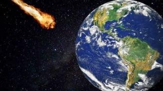 Asteroid Ini Berpotensi Tabrak Bumi Bulan April Mendatang