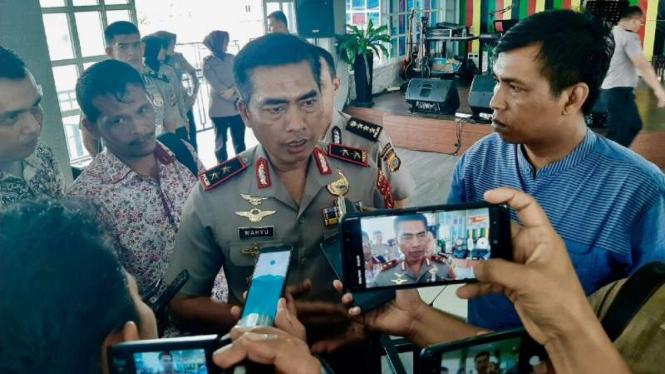 Kapolda Aceh Irjen Pol Wahyu Widada