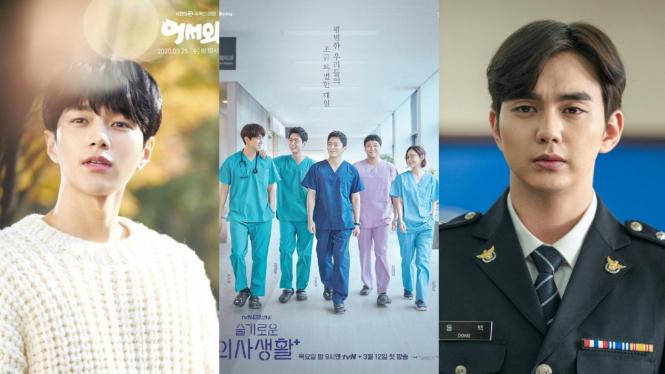 Drama Korea Maret 2020.