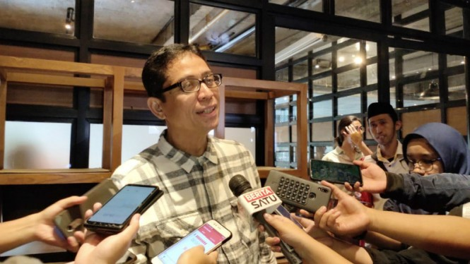 Calon Wakil Gubernur DKI Jakarta, Nurmansjah Lubis.