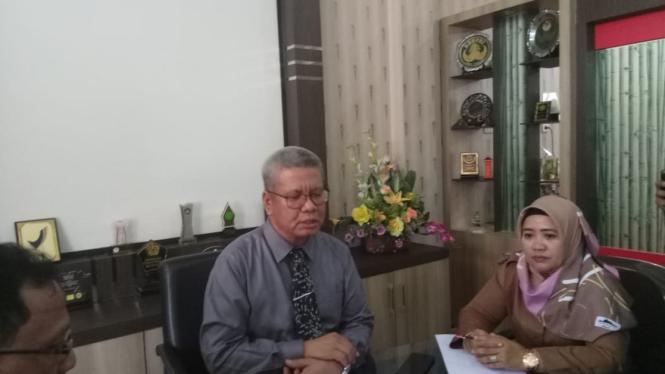 Kepala Dinas Kesehatan Kalimantan Barat, Harisson