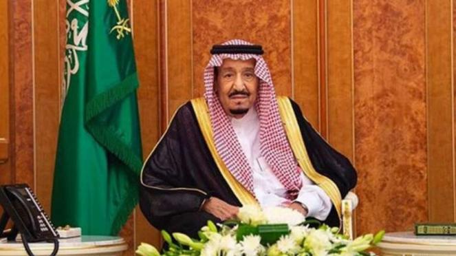 Raja Salman.
