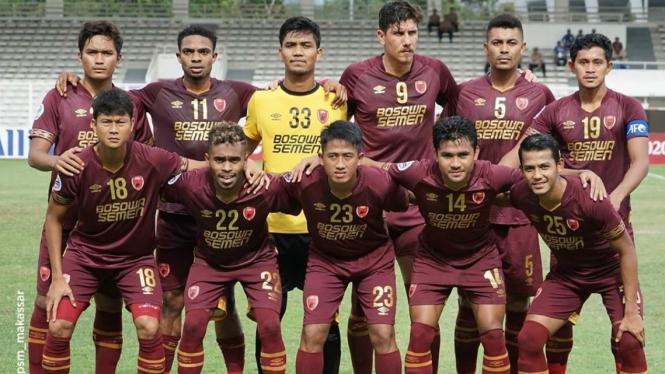 Skuat PSM Makassar