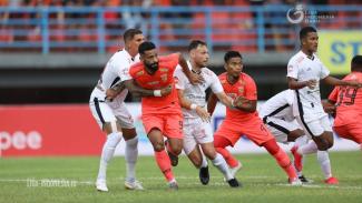 Borneo FC vs Persipura Jayapura