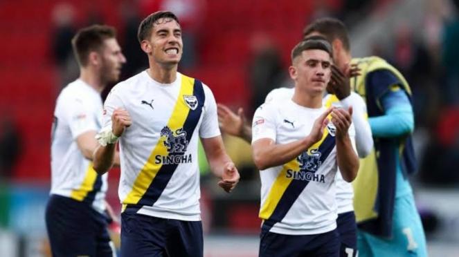 Para pemain Oxford United.