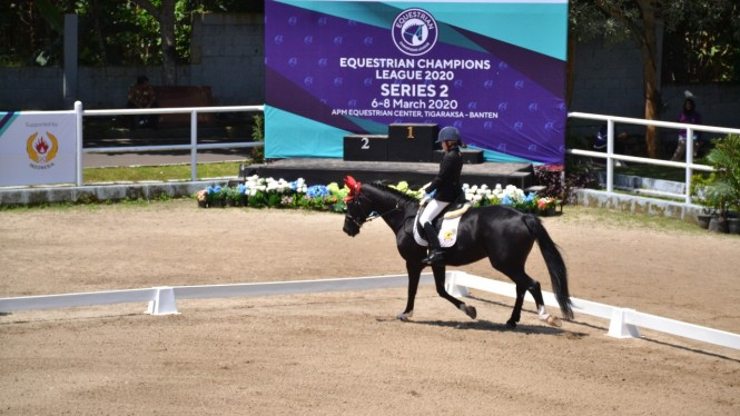Equestrian Champions League 2020 seri 2