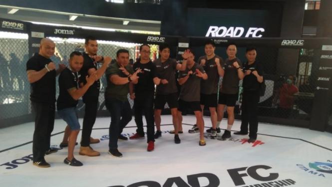 Promotor MMA Korsel Cari Petarung Terbaik di Indonesia