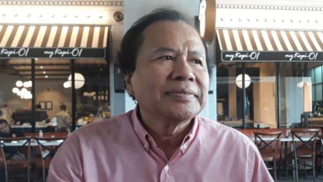 Rizal Ramli: Ekonomi Singapura Bakal Lebih Rontok Dibanding Indonesia