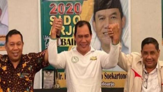Gerindra dan Golkar koalisi usung Bambang Haryo di Pilkada Sidoarjo
