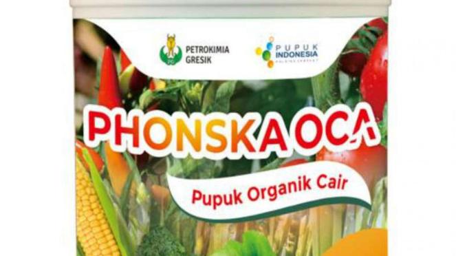 Produk pupuk Phonska OCA