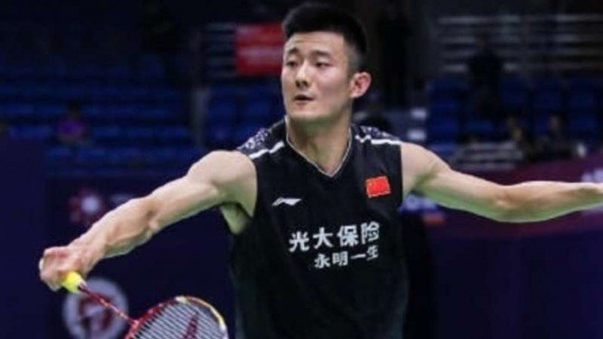 Tunggal Putra China, Chen Long.