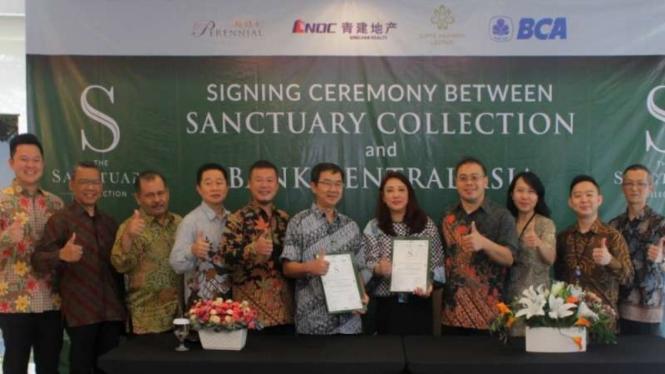 The Sanctuary Collection Jalin Kerjasama Dengan BCA untuk Pembiayaan KPR