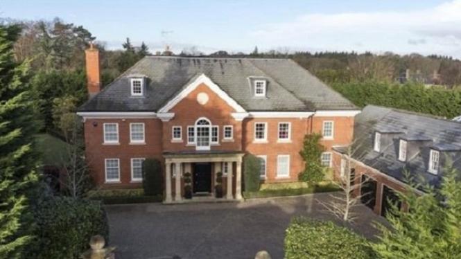 Rumah mewah John Terry