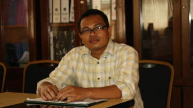 Fatekhul Mujib, Peneliti The Republic Institute.