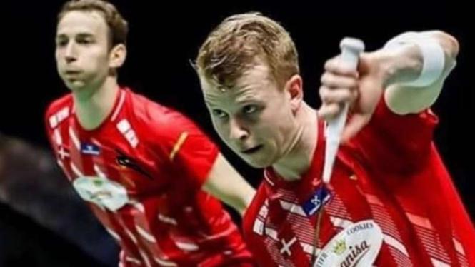 Pebulutangkis Denmark, Mathias Boe/Mads Conrad Petersen.