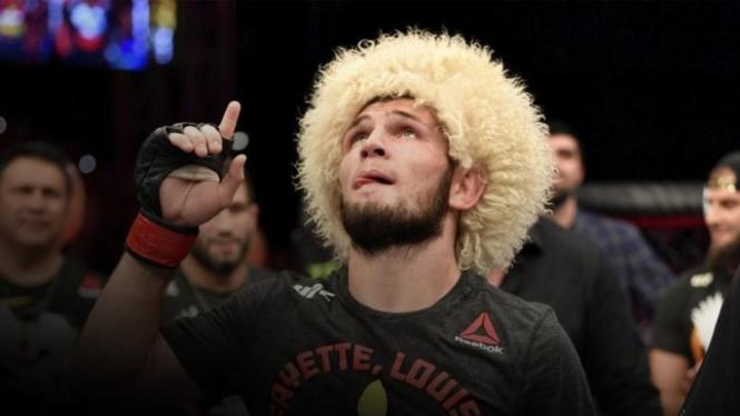 Petarung UFC, Khabib Nurmagomedov