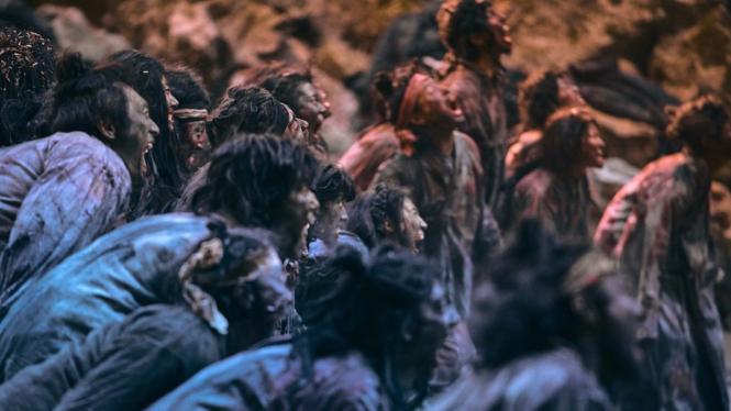 Berdarah-darah hingga Perang Ribuan Zombie, 8 Fakta Kingdom Season 2