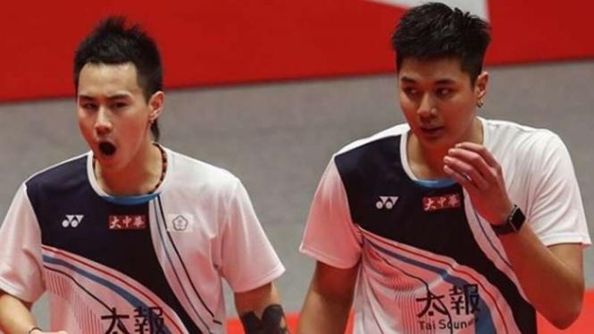 Ganda putra Taiwan, Lu Ching Yao/Yang Po Han.