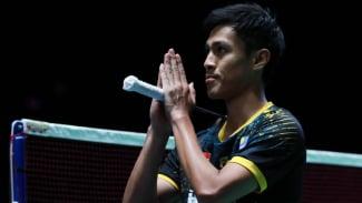 Tunggal putra Indonesia, Shesar Hiren Rhustavito