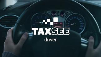 TAXSEE driver, aplikasi khusus pengemudi Maxim.