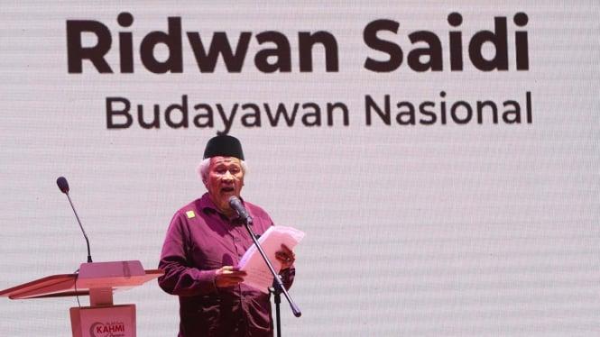 Ridwan Saidi