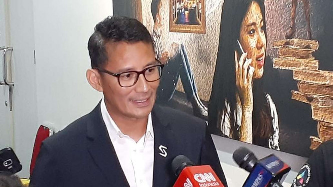 Mantan Wakil Gubernur DKI Jakarta, Sandiaga Uno
