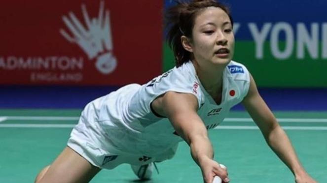 Tunggal putri Jepang, Nozomi Okuhara.
