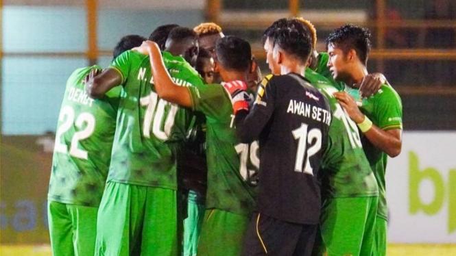 Skuad Bhayangkara FC di Liga 1 2020
